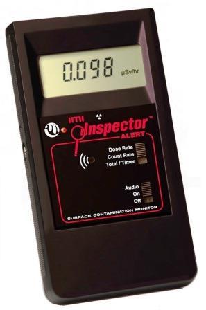 ガイガーカウンター インスペクターアラート Inspector Alert | 製品 ...