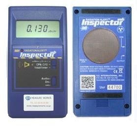ガイガーカウンター インスペクター Inspector | 製品情報 | MEASURE ...